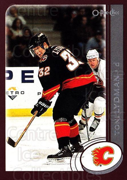 2002-03 O-Pee-Chee #80 Toni Lydman<br/>5 In Stock - $1.00 each - <a href=https://centericecollectibles.foxycart.com/cart?name=2002-03%20O-Pee-Chee%20%2380%20Toni%20Lydman...&quantity_max=5&price=$1.00&code=198097 class=foxycart> Buy it now! </a>