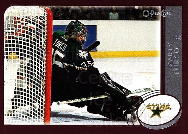 2002-03 O-Pee-Chee #85 Marty Turco<br/>5 In Stock - $1.00 each - <a href=https://centericecollectibles.foxycart.com/cart?name=2002-03%20O-Pee-Chee%20%2385%20Marty%20Turco...&quantity_max=5&price=$1.00&code=198101 class=foxycart> Buy it now! </a>