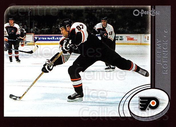 2002-03 O-Pee-Chee #87 Jeremy Roenick<br/>4 In Stock - $1.00 each - <a href=https://centericecollectibles.foxycart.com/cart?name=2002-03%20O-Pee-Chee%20%2387%20Jeremy%20Roenick...&quantity_max=4&price=$1.00&code=198103 class=foxycart> Buy it now! </a>