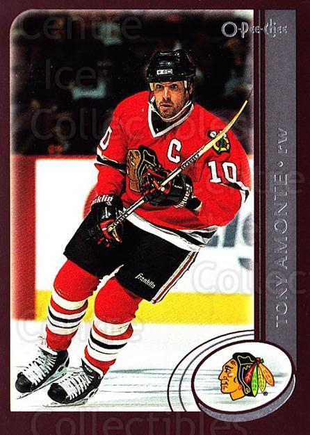 2002-03 O-Pee-Chee #9 Tony Amonte<br/>6 In Stock - $1.00 each - <a href=https://centericecollectibles.foxycart.com/cart?name=2002-03%20O-Pee-Chee%20%239%20Tony%20Amonte...&quantity_max=6&price=$1.00&code=198106 class=foxycart> Buy it now! </a>