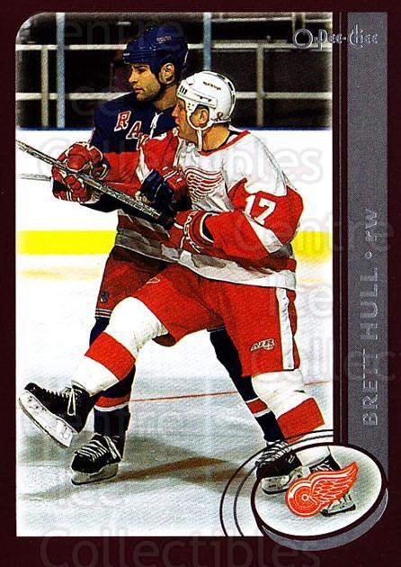 2002-03 O-Pee-Chee #92 Brett Hull<br/>4 In Stock - $2.00 each - <a href=https://centericecollectibles.foxycart.com/cart?name=2002-03%20O-Pee-Chee%20%2392%20Brett%20Hull...&quantity_max=4&price=$2.00&code=198108 class=foxycart> Buy it now! </a>