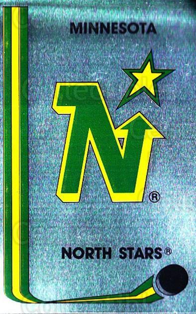 1989-90 Panini Stickers #101 Minnesota North Stars<br/>1 In Stock - $1.00 each - <a href=https://centericecollectibles.foxycart.com/cart?name=1989-90%20Panini%20Stickers%20%23101%20Minnesota%20North...&quantity_max=1&price=$1.00&code=19880 class=foxycart> Buy it now! </a>