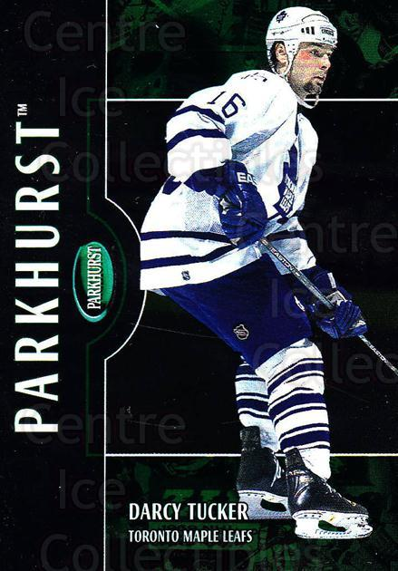 2002-03 Parkhurst #53 Darcy Tucker<br/>3 In Stock - $1.00 each - <a href=https://centericecollectibles.foxycart.com/cart?name=2002-03%20Parkhurst%20%2353%20Darcy%20Tucker...&quantity_max=3&price=$1.00&code=199072 class=foxycart> Buy it now! </a>