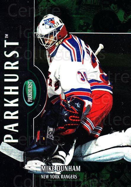 2002-03 Parkhurst #64 Mike Dunham<br/>2 In Stock - $1.00 each - <a href=https://centericecollectibles.foxycart.com/cart?name=2002-03%20Parkhurst%20%2364%20Mike%20Dunham...&quantity_max=2&price=$1.00&code=199083 class=foxycart> Buy it now! </a>