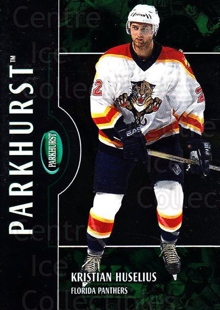 2002-03 Parkhurst #75 Kristian Huselius<br/>3 In Stock - $1.00 each - <a href=https://centericecollectibles.foxycart.com/cart?name=2002-03%20Parkhurst%20%2375%20Kristian%20Huseli...&quantity_max=3&price=$1.00&code=199092 class=foxycart> Buy it now! </a>
