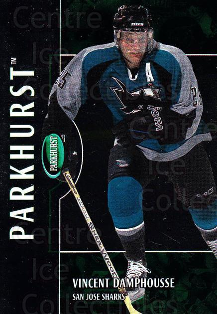 2002-03 Parkhurst #9 Vincent Damphousse<br/>6 In Stock - $1.00 each - <a href=https://centericecollectibles.foxycart.com/cart?name=2002-03%20Parkhurst%20%239%20Vincent%20Damphou...&quantity_max=6&price=$1.00&code=199106 class=foxycart> Buy it now! </a>