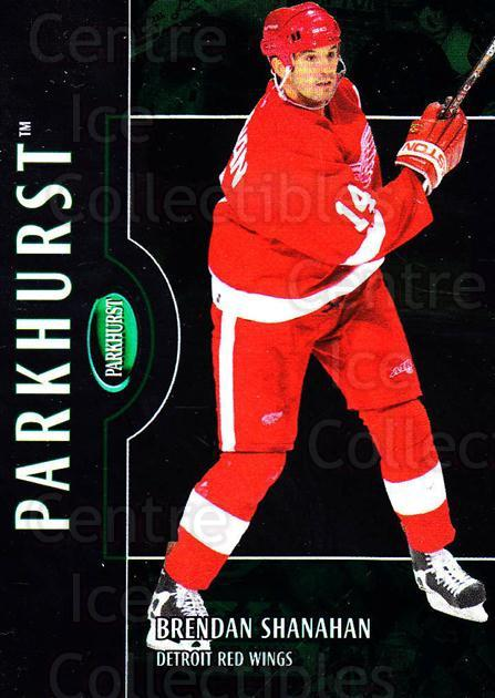 2002-03 Parkhurst #94 Brendan Shanahan<br/>3 In Stock - $1.00 each - <a href=https://centericecollectibles.foxycart.com/cart?name=2002-03%20Parkhurst%20%2394%20Brendan%20Shanaha...&quantity_max=3&price=$1.00&code=199110 class=foxycart> Buy it now! </a>