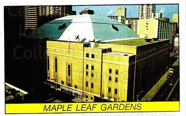 1989-90 Panini Stickers #145 MapleLeaf Gardens<br/>1 In Stock - $1.00 each - <a href=https://centericecollectibles.foxycart.com/cart?name=1989-90%20Panini%20Stickers%20%23145%20MapleLeaf%20Garde...&quantity_max=1&price=$1.00&code=19924 class=foxycart> Buy it now! </a>
