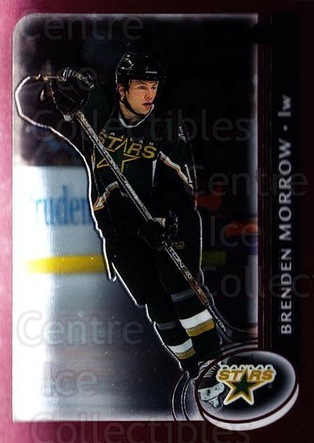 2002-03 Topps Chrome #93 Brenden Morrow<br/>5 In Stock - $1.00 each - <a href=https://centericecollectibles.foxycart.com/cart?name=2002-03%20Topps%20Chrome%20%2393%20Brenden%20Morrow...&quantity_max=5&price=$1.00&code=199544 class=foxycart> Buy it now! </a>