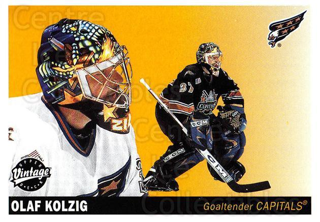 2002-03 UD Vintage #256 Olaf Kolzig<br/>8 In Stock - $1.00 each - <a href=https://centericecollectibles.foxycart.com/cart?name=2002-03%20UD%20Vintage%20%23256%20Olaf%20Kolzig...&quantity_max=8&price=$1.00&code=199895 class=foxycart> Buy it now! </a>