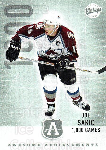 2002-03 UD Vintage #291 Joe Sakic<br/>8 In Stock - $2.00 each - <a href=https://centericecollectibles.foxycart.com/cart?name=2002-03%20UD%20Vintage%20%23291%20Joe%20Sakic...&quantity_max=8&price=$2.00&code=199903 class=foxycart> Buy it now! </a>