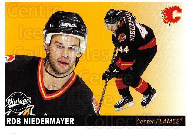 2002-03 UD Vintage #37 Rob Niedermayer<br/>9 In Stock - $1.00 each - <a href=https://centericecollectibles.foxycart.com/cart?name=2002-03%20UD%20Vintage%20%2337%20Rob%20Niedermayer...&quantity_max=9&price=$1.00&code=199966 class=foxycart> Buy it now! </a>