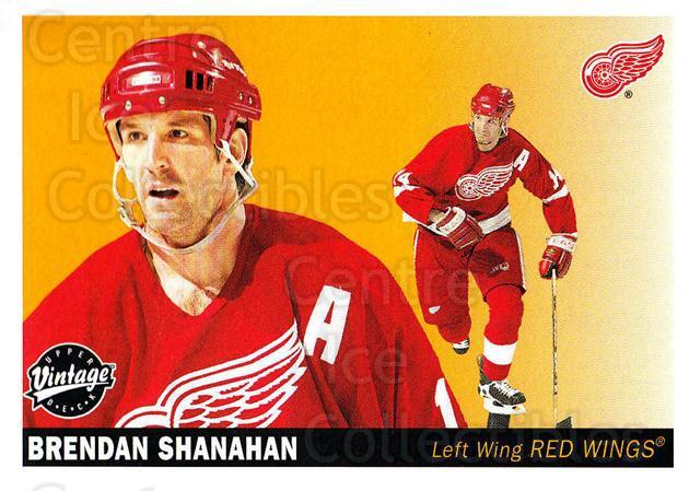 2002-03 UD Vintage #97 Brendan Shanahan<br/>6 In Stock - $1.00 each - <a href=https://centericecollectibles.foxycart.com/cart?name=2002-03%20UD%20Vintage%20%2397%20Brendan%20Shanaha...&quantity_max=6&price=$1.00&code=200026 class=foxycart> Buy it now! </a>