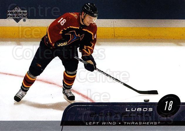 2002-03 Upper Deck #6 Lubos Bartecko<br/>4 In Stock - $1.00 each - <a href=https://centericecollectibles.foxycart.com/cart?name=2002-03%20Upper%20Deck%20%236%20Lubos%20Bartecko...&quantity_max=4&price=$1.00&code=200365 class=foxycart> Buy it now! </a>