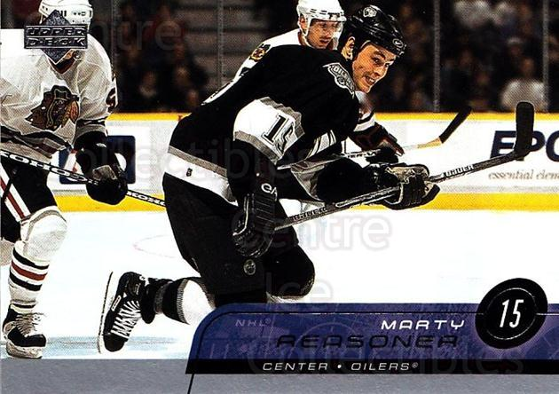 2002-03 Upper Deck #70 Marty Reasoner<br/>2 In Stock - $1.00 each - <a href=https://centericecollectibles.foxycart.com/cart?name=2002-03%20Upper%20Deck%20%2370%20Marty%20Reasoner...&quantity_max=2&price=$1.00&code=200376 class=foxycart> Buy it now! </a>