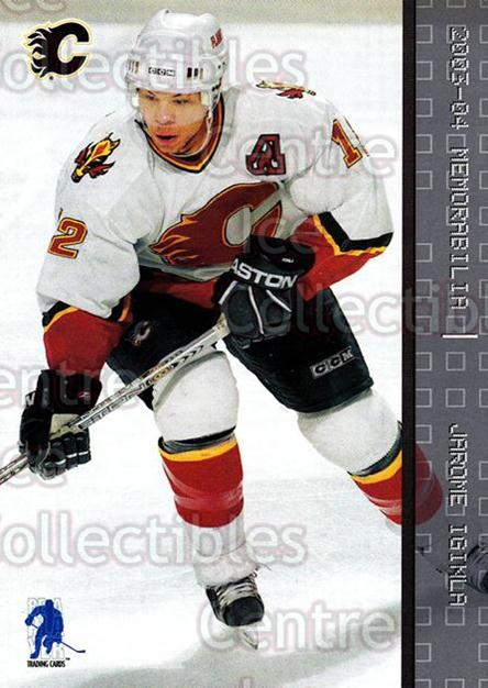 2003-04 BAP Memorabilia #31 Ilya Kovalchuk<br/>4 In Stock - $1.00 each - <a href=https://centericecollectibles.foxycart.com/cart?name=2003-04%20BAP%20Memorabilia%20%2331%20Ilya%20Kovalchuk...&quantity_max=4&price=$1.00&code=200407 class=foxycart> Buy it now! </a>