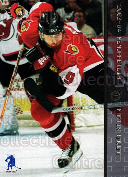 2003-04 BAP Memorabilia #51 Martin Havlat<br/>8 In Stock - $1.00 each - <a href=https://centericecollectibles.foxycart.com/cart?name=2003-04%20BAP%20Memorabilia%20%2351%20Martin%20Havlat...&quantity_max=8&price=$1.00&code=200427 class=foxycart> Buy it now! </a>