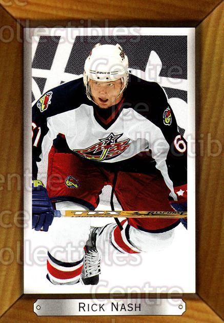 2003-04 Beehive #59 Rick Nash<br/>8 In Stock - $1.00 each - <a href=https://centericecollectibles.foxycart.com/cart?name=2003-04%20Beehive%20%2359%20Rick%20Nash...&quantity_max=8&price=$1.00&code=200501 class=foxycart> Buy it now! </a>