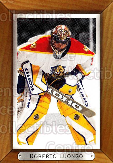 2003-04 Beehive #86 Roberto Luongo<br/>8 In Stock - $2.00 each - <a href=https://centericecollectibles.foxycart.com/cart?name=2003-04%20Beehive%20%2386%20Roberto%20Luongo...&quantity_max=8&price=$2.00&code=200530 class=foxycart> Buy it now! </a>