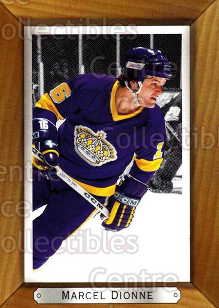 2003-04 Beehive #87 Marcel Dionne<br/>5 In Stock - $1.00 each - <a href=https://centericecollectibles.foxycart.com/cart?name=2003-04%20Beehive%20%2387%20Marcel%20Dionne...&quantity_max=5&price=$1.00&code=200531 class=foxycart> Buy it now! </a>
