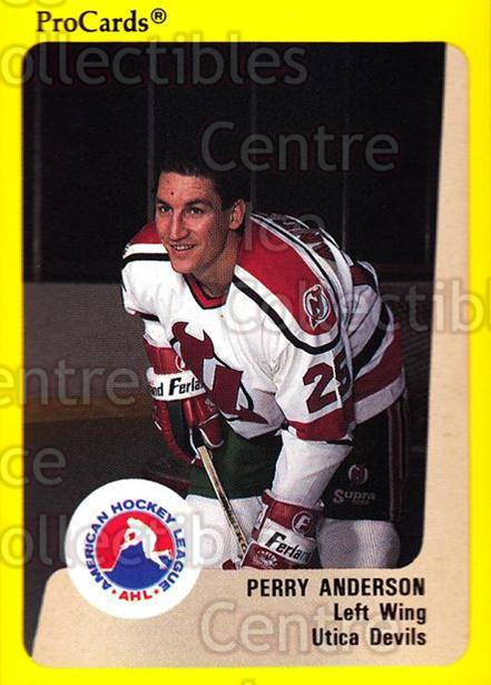 1989-90 ProCards AHL #216 Perry Anderson<br/>3 In Stock - $2.00 each - <a href=https://centericecollectibles.foxycart.com/cart?name=1989-90%20ProCards%20AHL%20%23216%20Perry%20Anderson...&quantity_max=3&price=$2.00&code=20182 class=foxycart> Buy it now! </a>