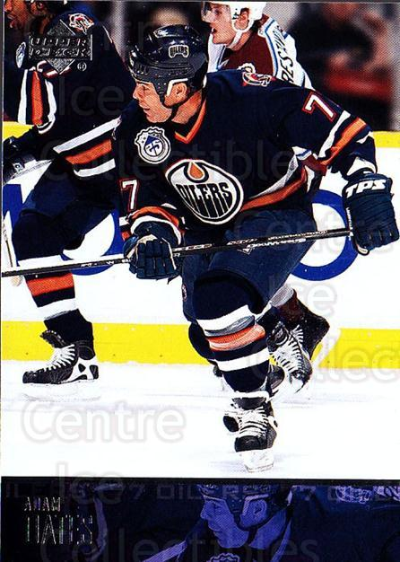 2003-04 Upper Deck #323 Adam Oates<br/>6 In Stock - $1.00 each - <a href=https://centericecollectibles.foxycart.com/cart?name=2003-04%20Upper%20Deck%20%23323%20Adam%20Oates...&quantity_max=6&price=$1.00&code=201962 class=foxycart> Buy it now! </a>