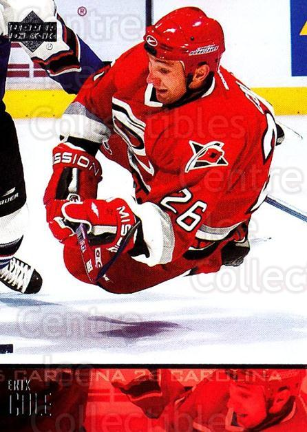 2003-04 Upper Deck #37 Erik Cole<br/>5 In Stock - $1.00 each - <a href=https://centericecollectibles.foxycart.com/cart?name=2003-04%20Upper%20Deck%20%2337%20Erik%20Cole...&quantity_max=5&price=$1.00&code=202005 class=foxycart> Buy it now! </a>