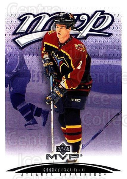 2003-04 Upper Deck MVP #29 Garnet Exelby<br/>5 In Stock - $1.00 each - <a href=https://centericecollectibles.foxycart.com/cart?name=2003-04%20Upper%20Deck%20MVP%20%2329%20Garnet%20Exelby...&quantity_max=5&price=$1.00&code=202192 class=foxycart> Buy it now! </a>