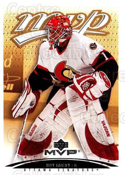 2003-04 Upper Deck MVP #303 Ray Emery<br/>1 In Stock - $1.00 each - <a href=https://centericecollectibles.foxycart.com/cart?name=2003-04%20Upper%20Deck%20MVP%20%23303%20Ray%20Emery...&quantity_max=1&price=$1.00&code=202208 class=foxycart> Buy it now! </a>