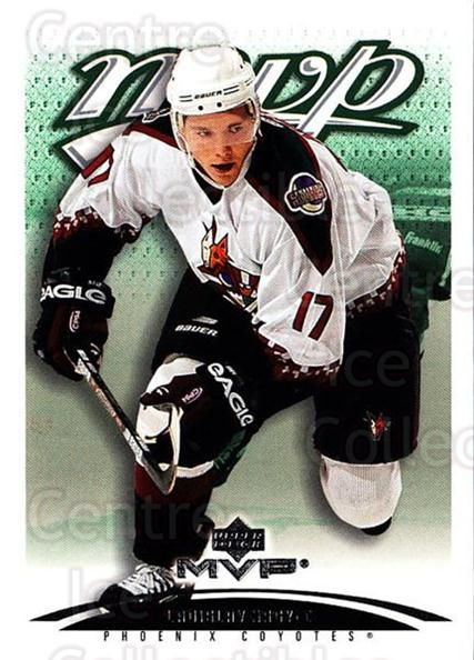 2003-04 Upper Deck MVP #322 Ladislav Nagy<br/>4 In Stock - $1.00 each - <a href=https://centericecollectibles.foxycart.com/cart?name=2003-04%20Upper%20Deck%20MVP%20%23322%20Ladislav%20Nagy...&quantity_max=4&price=$1.00&code=202229 class=foxycart> Buy it now! </a>