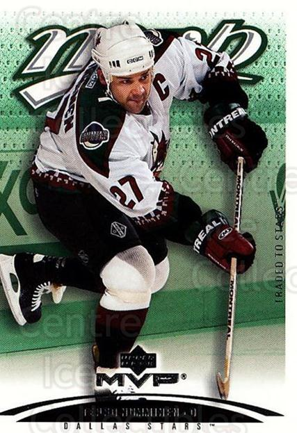 2003-04 Upper Deck MVP #326 Teppo Numminen<br/>3 In Stock - $1.00 each - <a href=https://centericecollectibles.foxycart.com/cart?name=2003-04%20Upper%20Deck%20MVP%20%23326%20Teppo%20Numminen...&quantity_max=3&price=$1.00&code=202233 class=foxycart> Buy it now! </a>