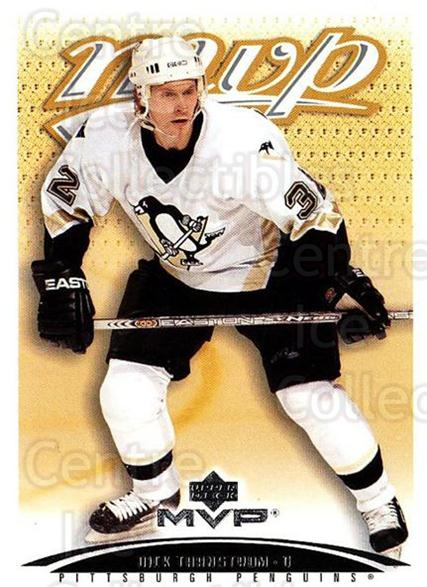 2003-04 Upper Deck MVP #335 Dick Tarnstrom<br/>4 In Stock - $1.00 each - <a href=https://centericecollectibles.foxycart.com/cart?name=2003-04%20Upper%20Deck%20MVP%20%23335%20Dick%20Tarnstrom...&quantity_max=4&price=$1.00&code=202243 class=foxycart> Buy it now! </a>