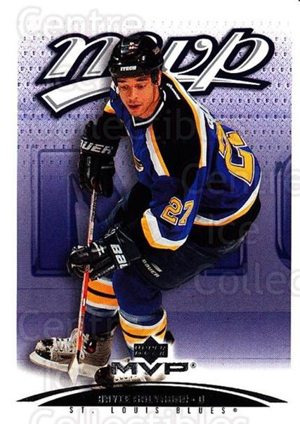 2003-04 Upper Deck MVP #368 Bryce Salvador<br/>2 In Stock - $1.00 each - <a href=https://centericecollectibles.foxycart.com/cart?name=2003-04%20Upper%20Deck%20MVP%20%23368%20Bryce%20Salvador...&quantity_max=2&price=$1.00&code=202275 class=foxycart> Buy it now! </a>