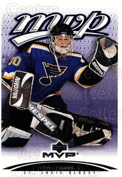 2003-04 Upper Deck MVP #374 Chris Osgood<br/>3 In Stock - $1.00 each - <a href=https://centericecollectibles.foxycart.com/cart?name=2003-04%20Upper%20Deck%20MVP%20%23374%20Chris%20Osgood...&quantity_max=3&price=$1.00&code=202282 class=foxycart> Buy it now! </a>