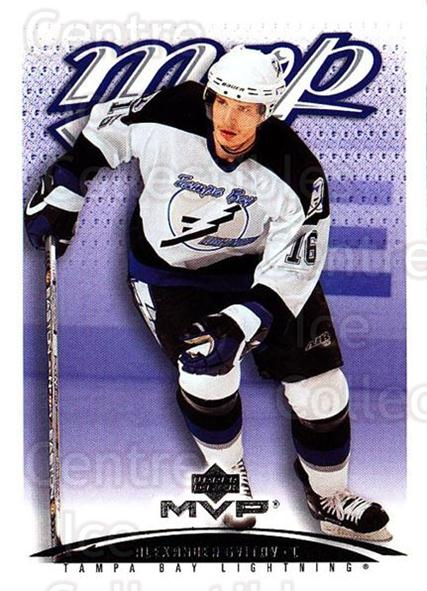 2003-04 Upper Deck MVP #384 Alexander Svitov<br/>4 In Stock - $1.00 each - <a href=https://centericecollectibles.foxycart.com/cart?name=2003-04%20Upper%20Deck%20MVP%20%23384%20Alexander%20Svito...&quantity_max=4&price=$1.00&code=202293 class=foxycart> Buy it now! </a>