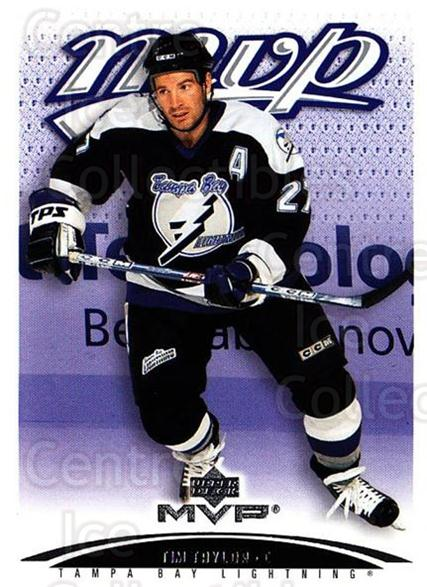 2003-04 Upper Deck MVP #389 Tim Taylor<br/>3 In Stock - $1.00 each - <a href=https://centericecollectibles.foxycart.com/cart?name=2003-04%20Upper%20Deck%20MVP%20%23389%20Tim%20Taylor...&quantity_max=3&price=$1.00&code=202298 class=foxycart> Buy it now! </a>