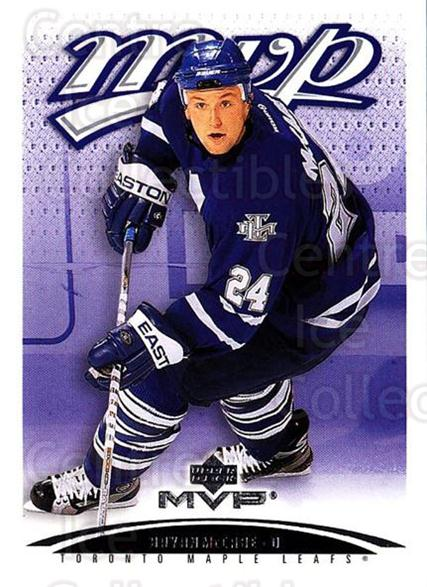 2003-04 Upper Deck MVP #401 Bryan McCabe<br/>4 In Stock - $1.00 each - <a href=https://centericecollectibles.foxycart.com/cart?name=2003-04%20Upper%20Deck%20MVP%20%23401%20Bryan%20McCabe...&quantity_max=4&price=$1.00&code=202312 class=foxycart> Buy it now! </a>