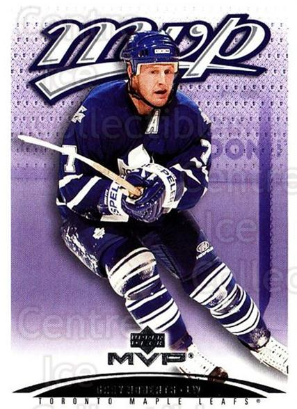 2003-04 Upper Deck MVP #402 Gary Roberts<br/>4 In Stock - $1.00 each - <a href=https://centericecollectibles.foxycart.com/cart?name=2003-04%20Upper%20Deck%20MVP%20%23402%20Gary%20Roberts...&quantity_max=4&price=$1.00&code=202313 class=foxycart> Buy it now! </a>