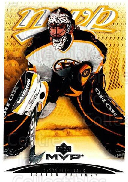 2003-04 Upper Deck MVP #50 Steve Shields<br/>3 In Stock - $1.00 each - <a href=https://centericecollectibles.foxycart.com/cart?name=2003-04%20Upper%20Deck%20MVP%20%2350%20Steve%20Shields...&quantity_max=3&price=$1.00&code=202379 class=foxycart> Buy it now! </a>