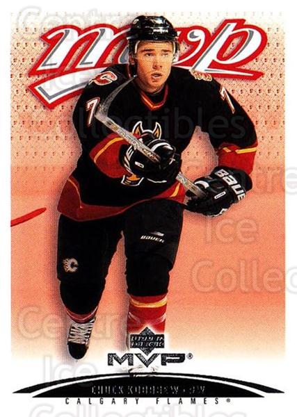 2003-04 Upper Deck MVP #73 Chuck Kobasew<br/>4 In Stock - $1.00 each - <a href=https://centericecollectibles.foxycart.com/cart?name=2003-04%20Upper%20Deck%20MVP%20%2373%20Chuck%20Kobasew...&quantity_max=4&price=$1.00&code=202403 class=foxycart> Buy it now! </a>