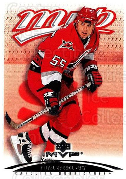 2003-04 Upper Deck MVP #86 Pavel Brendl<br/>1 In Stock - $1.00 each - <a href=https://centericecollectibles.foxycart.com/cart?name=2003-04%20Upper%20Deck%20MVP%20%2386%20Pavel%20Brendl...&quantity_max=1&price=$1.00&code=202417 class=foxycart> Buy it now! </a>