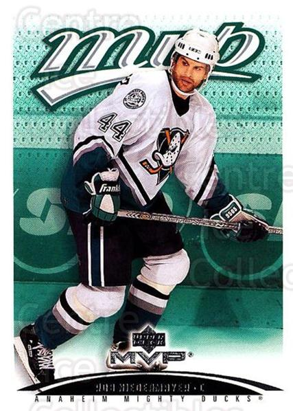 2003-04 Upper Deck MVP #9 Rob Niedermayer<br/>4 In Stock - $1.00 each - <a href=https://centericecollectibles.foxycart.com/cart?name=2003-04%20Upper%20Deck%20MVP%20%239%20Rob%20Niedermayer...&quantity_max=4&price=$1.00&code=202420 class=foxycart> Buy it now! </a>