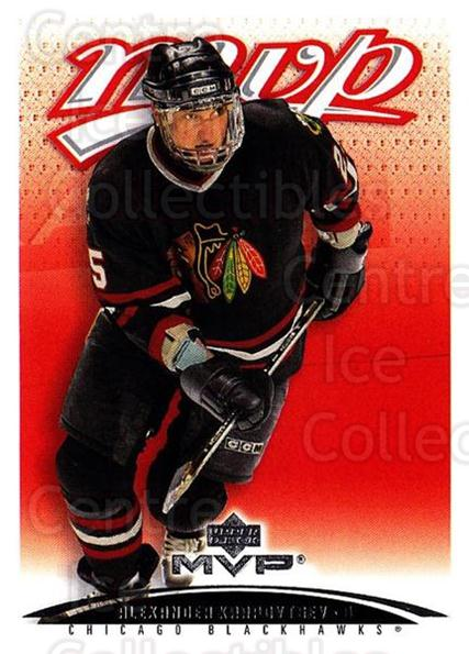 2003-04 Upper Deck MVP #97 Alexander Karpovtsev<br/>4 In Stock - $1.00 each - <a href=https://centericecollectibles.foxycart.com/cart?name=2003-04%20Upper%20Deck%20MVP%20%2397%20Alexander%20Karpo...&quantity_max=4&price=$1.00&code=202428 class=foxycart> Buy it now! </a>