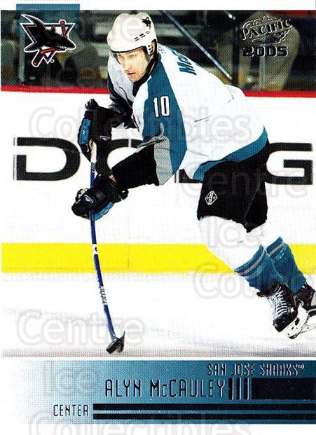 2004-05 Pacific #231 Alyn McCauley<br/>5 In Stock - $1.00 each - <a href=https://centericecollectibles.foxycart.com/cart?name=2004-05%20Pacific%20%23231%20Alyn%20McCauley...&quantity_max=5&price=$1.00&code=202434 class=foxycart> Buy it now! </a>