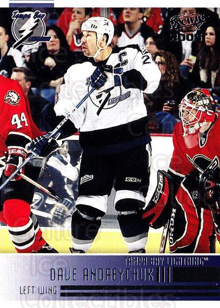 2004-05 Pacific #235 Dave Andreychuk<br/>5 In Stock - $1.00 each - <a href=https://centericecollectibles.foxycart.com/cart?name=2004-05%20Pacific%20%23235%20Dave%20Andreychuk...&quantity_max=5&price=$1.00&code=202438 class=foxycart> Buy it now! </a>
