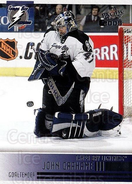 2004-05 Pacific #236 John Grahame<br/>4 In Stock - $1.00 each - <a href=https://centericecollectibles.foxycart.com/cart?name=2004-05%20Pacific%20%23236%20John%20Grahame...&quantity_max=4&price=$1.00&code=202439 class=foxycart> Buy it now! </a>