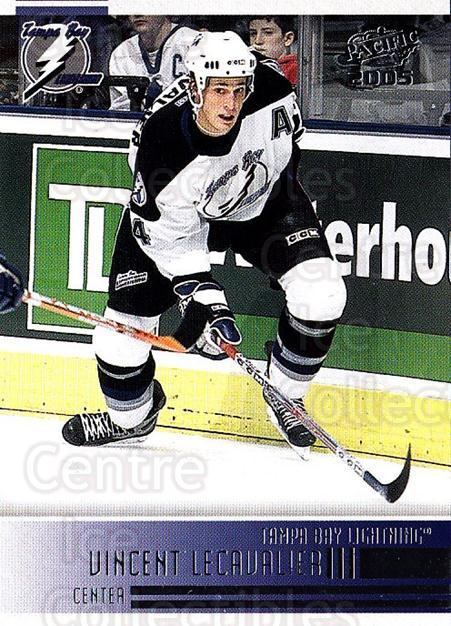 2004-05 Pacific #239 Vincent Lecavalier<br/>1 In Stock - $1.00 each - <a href=https://centericecollectibles.foxycart.com/cart?name=2004-05%20Pacific%20%23239%20Vincent%20Lecaval...&quantity_max=1&price=$1.00&code=202442 class=foxycart> Buy it now! </a>