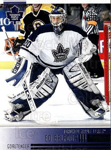 2004-05 Pacific #244 Ed Belfour<br/>3 In Stock - $1.00 each - <a href=https://centericecollectibles.foxycart.com/cart?name=2004-05%20Pacific%20%23244%20Ed%20Belfour...&quantity_max=3&price=$1.00&code=202448 class=foxycart> Buy it now! </a>