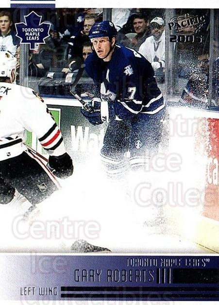 2004-05 Pacific #250 Gary Roberts<br/>6 In Stock - $1.00 each - <a href=https://centericecollectibles.foxycart.com/cart?name=2004-05%20Pacific%20%23250%20Gary%20Roberts...&quantity_max=6&price=$1.00&code=202455 class=foxycart> Buy it now! </a>