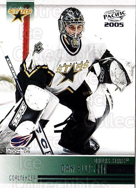 2004-05 Pacific #282 Dan Ellis<br/>2 In Stock - $1.00 each - <a href=https://centericecollectibles.foxycart.com/cart?name=2004-05%20Pacific%20%23282%20Dan%20Ellis...&quantity_max=2&price=$1.00&code=202484 class=foxycart> Buy it now! </a>